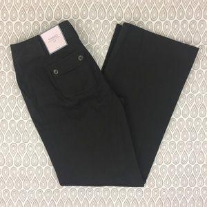 Ann Taylor Margo Women's Brown Pants Size 6P E68